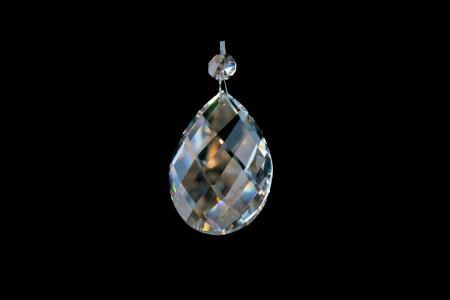 Crystal Pendant Drop