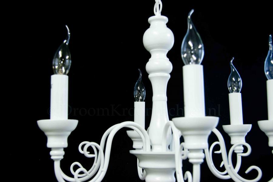 Chandelier Maxima 6 light (white)